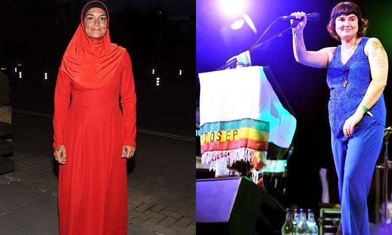 شنیڈ او کونر نے اسلام قبول کرنے کے بعد اپنا نام شہدا صداقت رکھا تھا —فوٹو: ایگزمائن/ انسٹاگرام