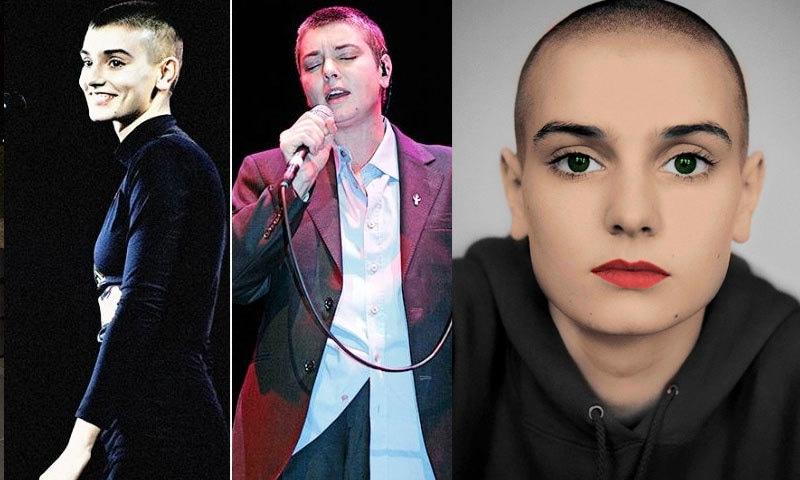 شنیڈ او کونر کو اچھوتے فیشن متعارف کرانے والی گلوکارہ بھی کہا جاتا رہا ہے—فوٹو: فیمس فکس