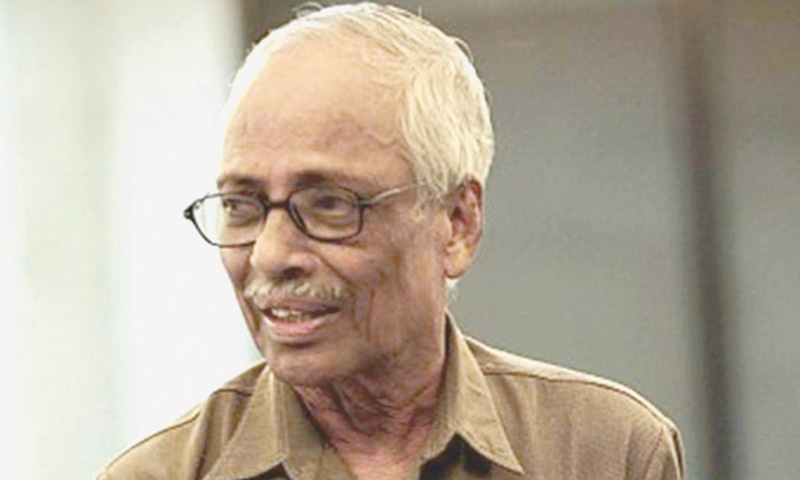 Biyyathil Mohyuddin Kutty (Dawn file photo)
