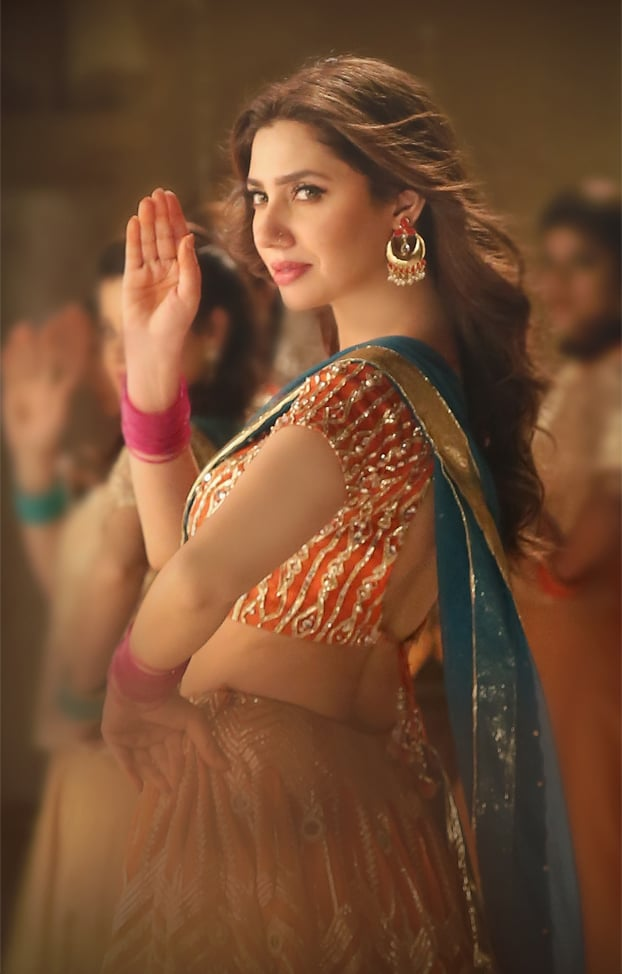 Mahira Khan as Noor from Superstar