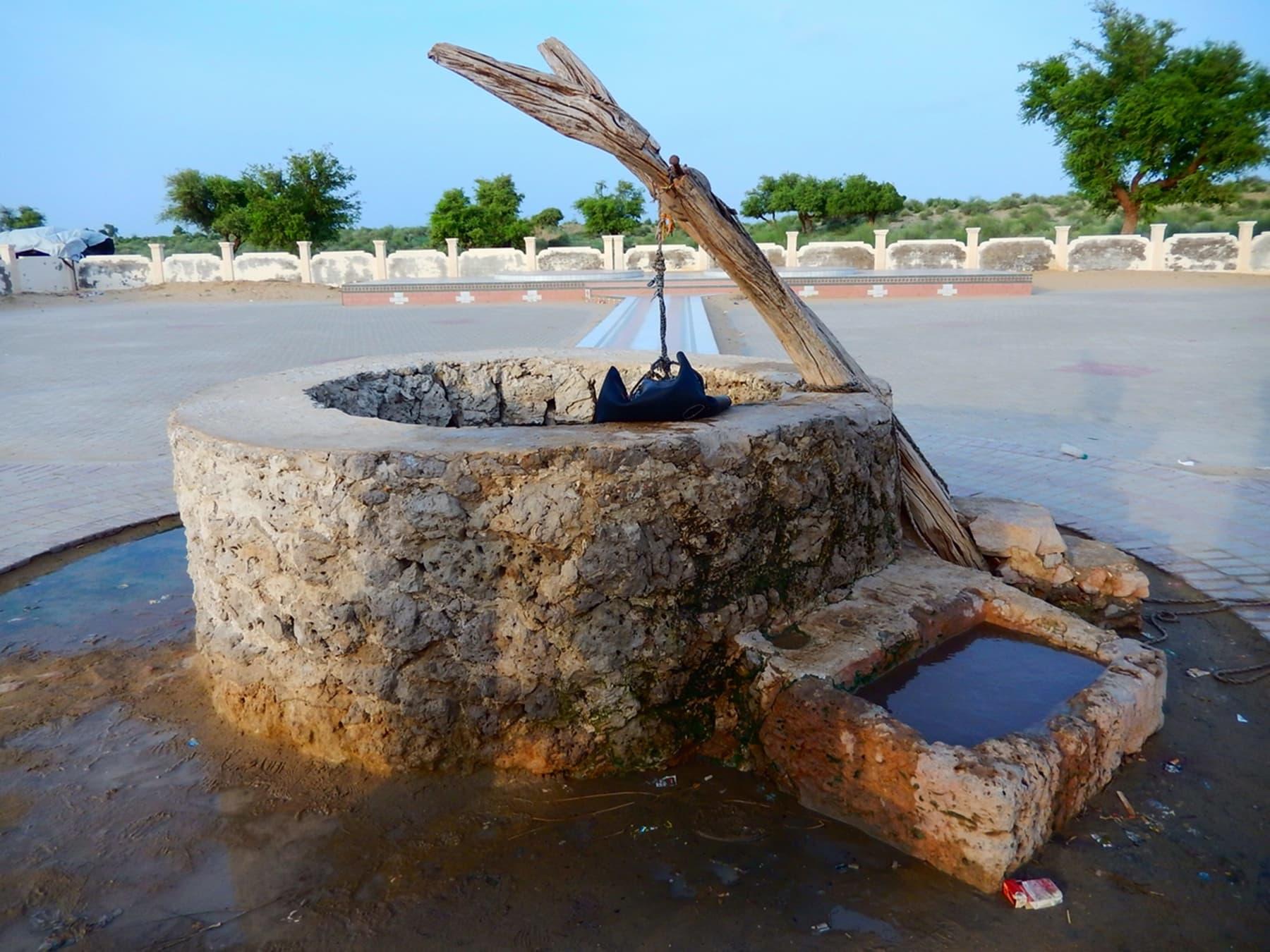 ماروی کا کنواں—تصویر ابوبکر شیخ