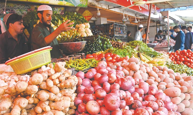 Retail prices of vegetables go up ahead of Ashura