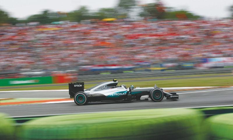 Leclerc ends Ferrari's nine-year wait for Monza triumph