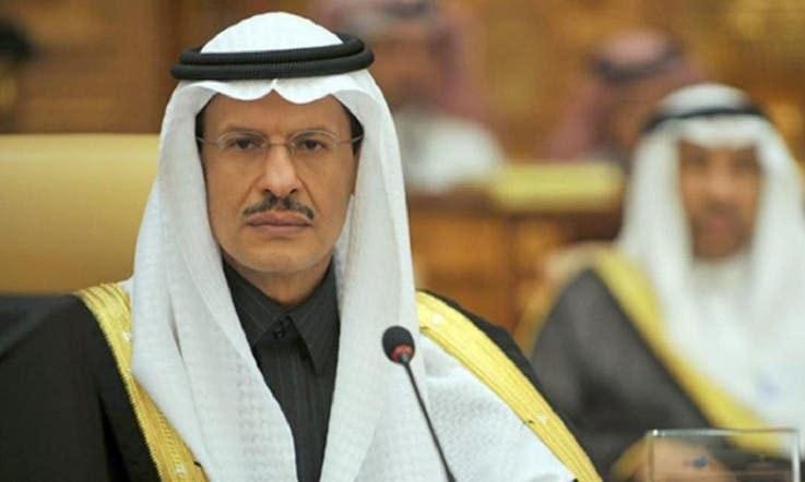 عبدالعزیز بن سلمان سعودی ولی عہد محمد بن سلمان کے سوتیلے بھائی ہیں —تصویر: اے ایف پی