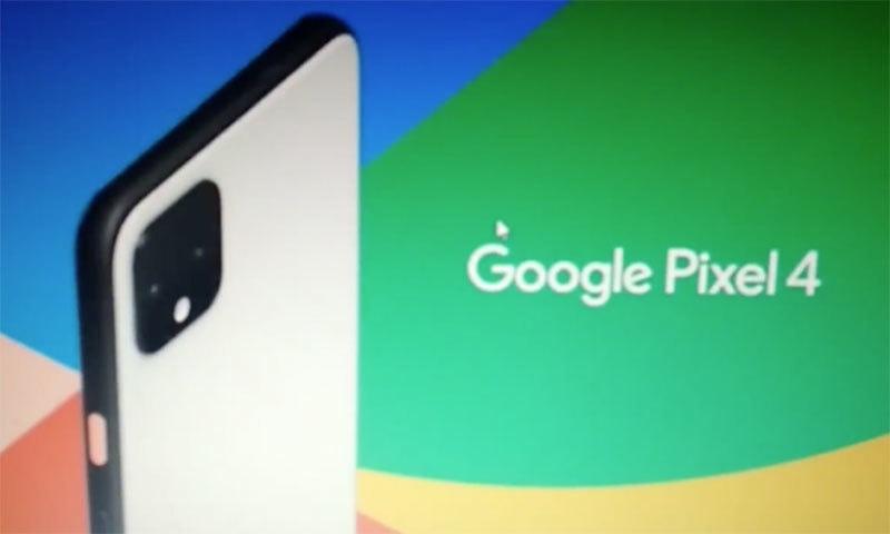 گوگل پکسل فور — فوٹو بشکریہ پرو اینڈرائیڈ