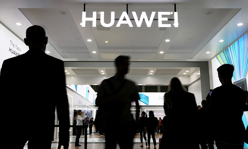 Huawei drops one of its lawsuits against USA government