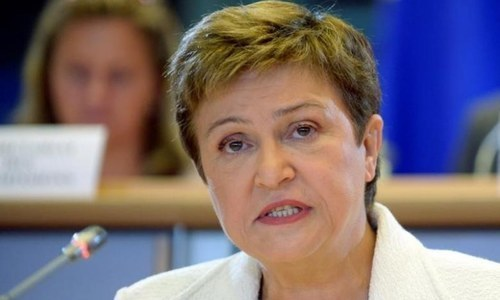 Georgieva will replace former IMF chief Christine Lagarde, who has been named to lead the European Central Bank. — AFP/File