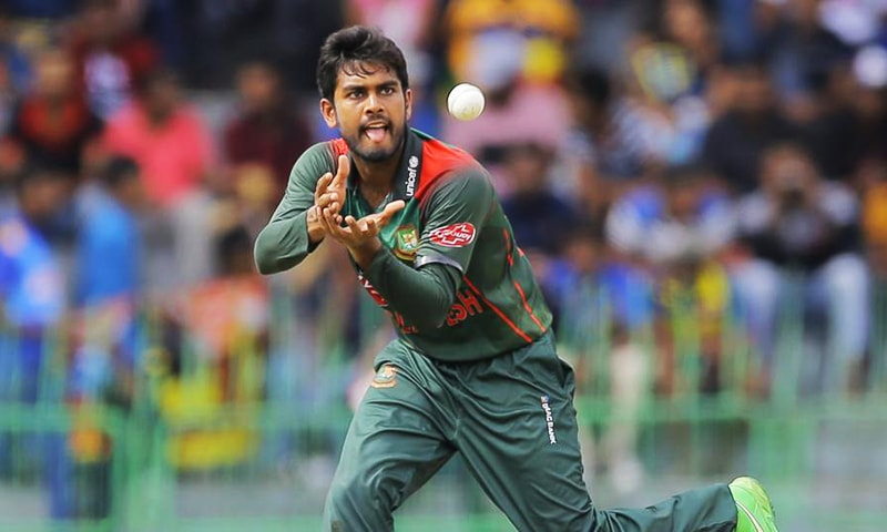 Bangladesh dropped off-spinner Mehidy Hasan. — AP/File