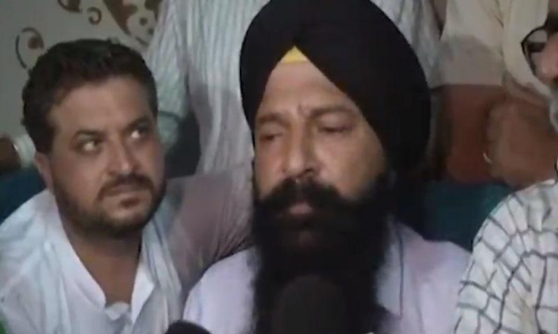 بلدیو کمار پر سورن سنگھ کے قتل کا الزام تھا—فوٹو: دی کوئنٹ