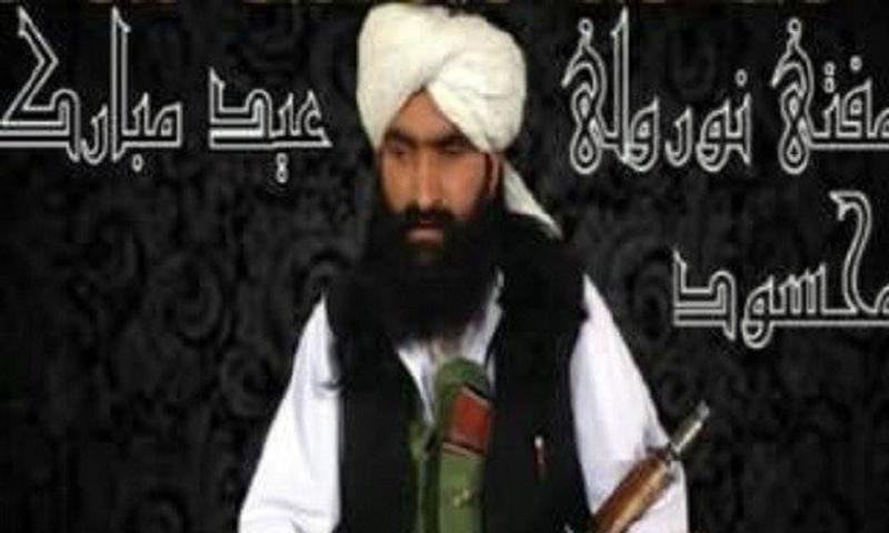 سربراہ کالعدم تحریک طالبان پاکستان مفتی نور ولی محسود — فائل فوٹو: ڈان نیوز