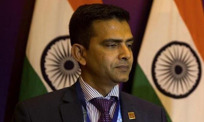 بھارت کو پاکستان اور چین کے مشترکہ اعلامیے پر تشویش ہے—فائل فوٹو: وکی میڈیا کامنز