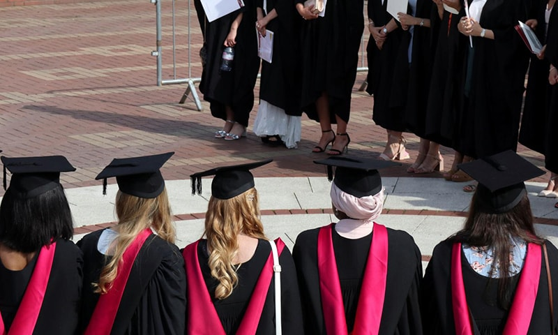 Foreign grads get green light to stay in United Kingdom  for 2 years