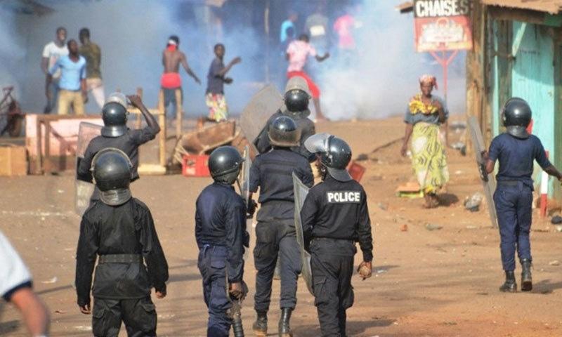 —فوٹو: افریقن میڈیا ایجنسی