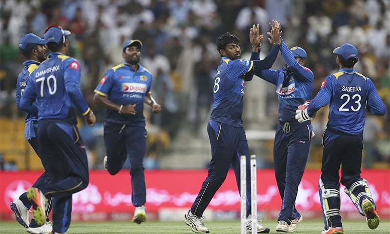 Sri Lanka will return to Pakistan after a nearly two-year absence for short-form cricket games. — AP/File