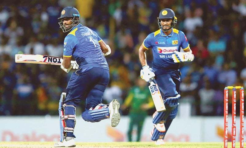 The statement from Sri Lanka Cricket came a short while after the board announced two squads for the three One-Day Internationals (ODIs) and the three T20 matches starting September 27.— Reuters/File