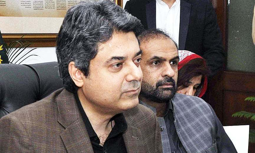 Federal Law Minister Dr Farogh Naseem on Wednesday disclosed that the federal government is considering taking over the administrative affairs of Karachi by enforcing a constitutional clause that he said permits it to do so. — APP/File