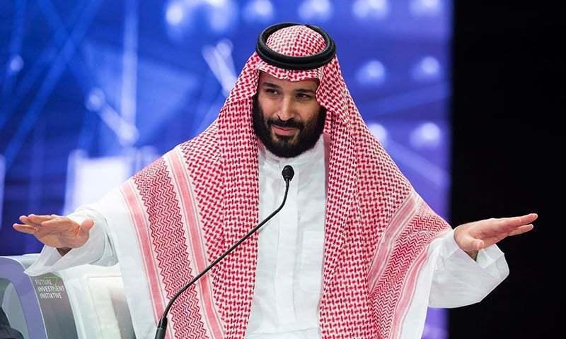 سعودی ولی عہد شہزادہ محمد بن سلمان — اے پی فائل فوٹو