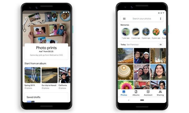 گوگل فوٹوز کو میسجنگ ایپ بنانے کی تیاری