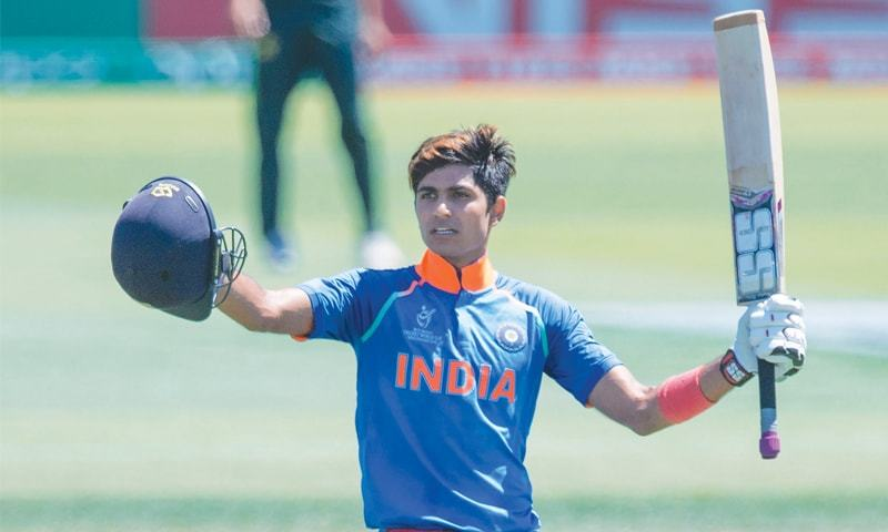 The 20-year-old has been rewarded for his prolific run-scoring in the India A team during the tour of the West Indies. — AFP/File