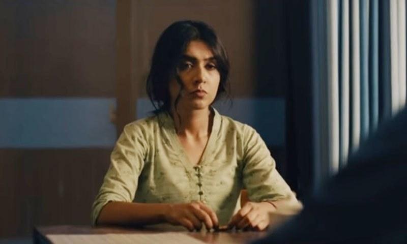 فلم میں منشا پاشا نے اہم کردار ادا کیا تھا—اسکرین شاٹ