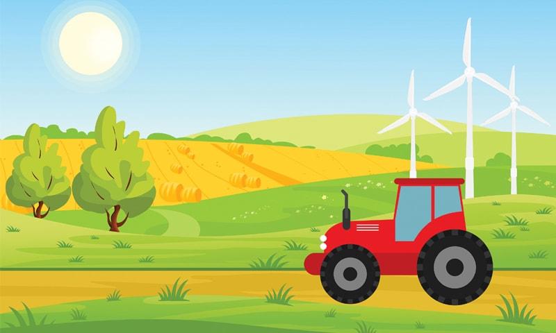 AGRICULTURE: Love thy farmer