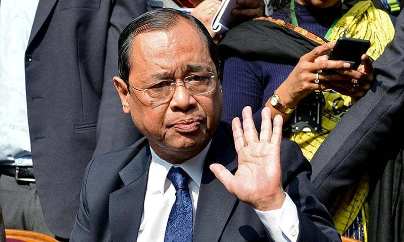 Chief Justice of India Ranjan Gogoi on Monday said that he would himself visit occupied Kashmir's biggest city Srinagar to see if people were unable to access the region's high court, India Today reported. — Reuters/File