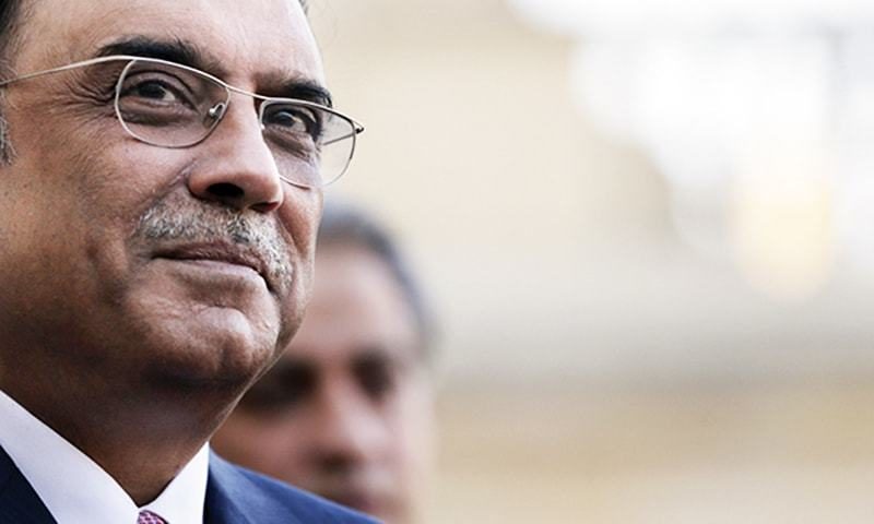 An accountability court here on Monday rejected an application seeking meetings of former president and Pakistan Peoples Party (PPP) co-chairman Asif Ali Zardari with his relatives twice a week.  — AP/File