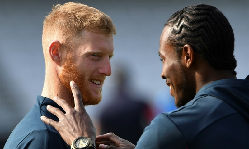 All-rounder Ben Stokes lit up Ashes with a 135 not out, while Jofra Archer picked 22 wickets in his first four matches. — AFP