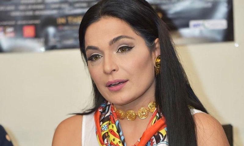 اداکارہ کو معدے اور پیٹ میں درد سمیت جلد پر جلن کی تکلیف کے باعث ہسپتال داخل کرایا گیا—فوٹو: انسٹاگرام