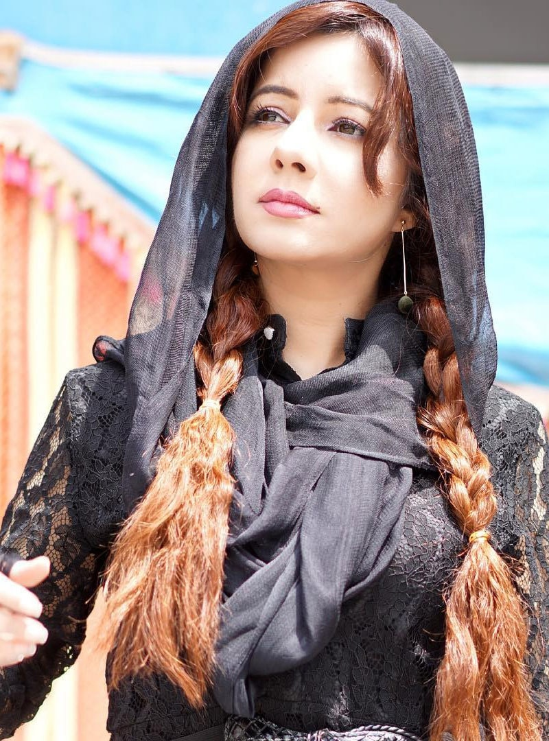 اداکارہ نے الزام لگایا کہ وائلڈ لائف والے نریندر مودی کے نام نہاد دوست ہیں —فوٹو: انسٹاگرام
