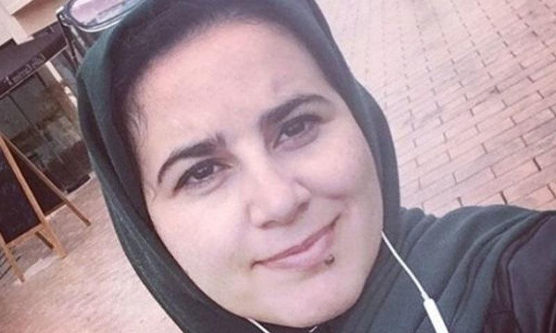ھاجر الریسونی کو 31 اگست کو گرفتار کیا گیا تھا —فوٹو: لی 360