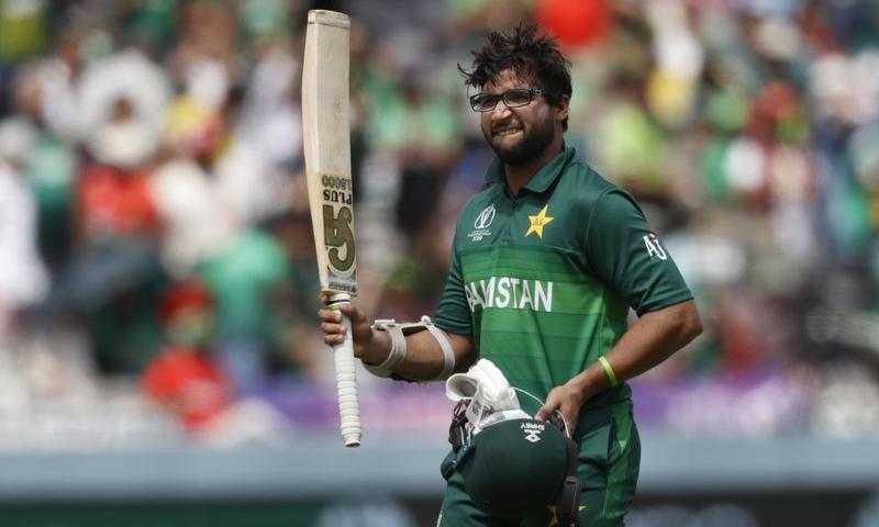 امام الحق نے سندھ کی ٹیم پر منفی باؤلنگ کرے کا الزام عائد کیا— فائل فوٹو: اے ایف پی