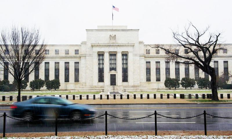The US Federal Reserve on Tuesday injected billions into the financial system in an effort to calm money markets that have been roiled since Monday, as lending dwindled partly due to huge payments for taxes and bond supply. — AFP/File