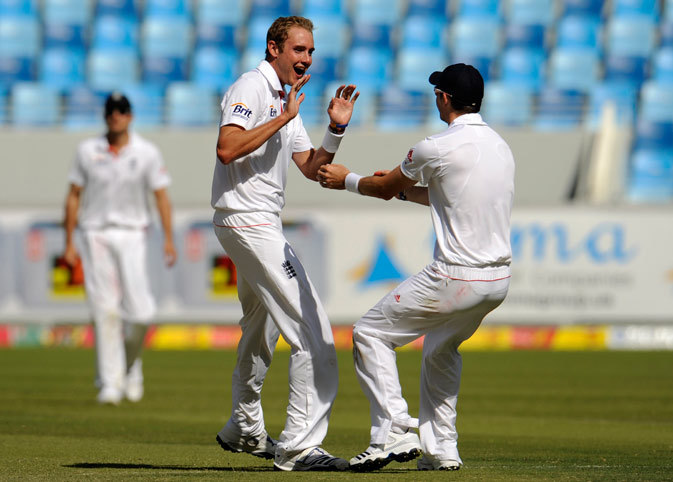Days of Anderson, Broad partnership over: Vaughan
