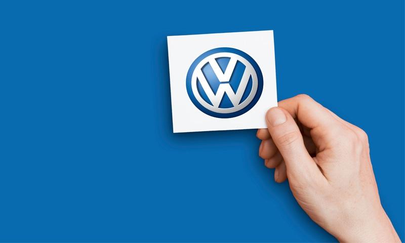 Volkswagen Rebrands