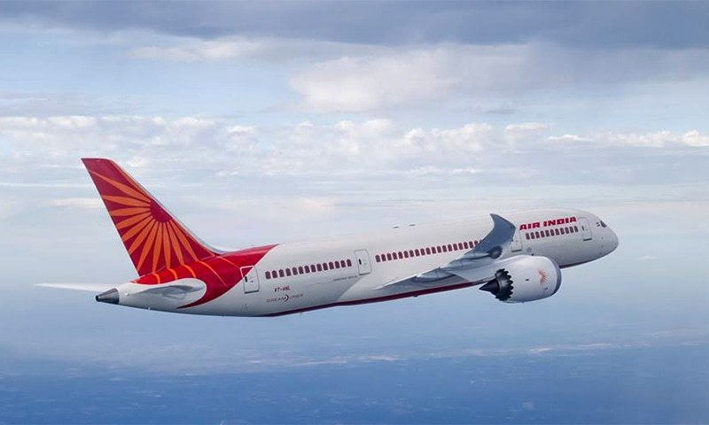 Cash-starved Air India is putting its crew on a diet, changing their inflight menu to special low-fat meals. — Photo courtesy Air India Facebook page