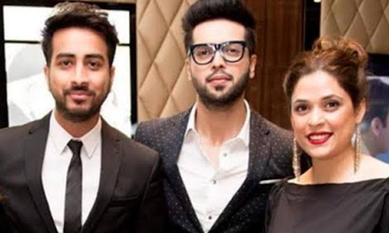 فہد مصطفیٰ نبیل قریشی اور فضا میرزا کے ساتھ 4 فلموں میں کام کرچکے ہیں — فوٹو/ اسکرین شاٹ