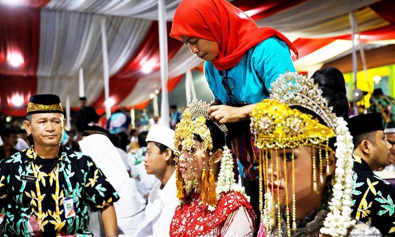 انڈونیشیا، دنیا میں مسلمانوں کی آبادی والا سب سے بڑا ملک ہے — فوٹو: رائٹرز