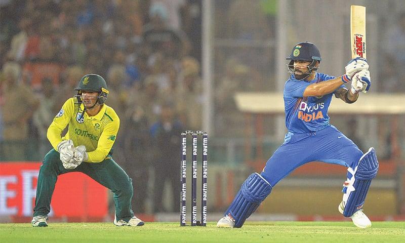 Kohli Stars As India Trounce Sa In Second T20 Newspaper