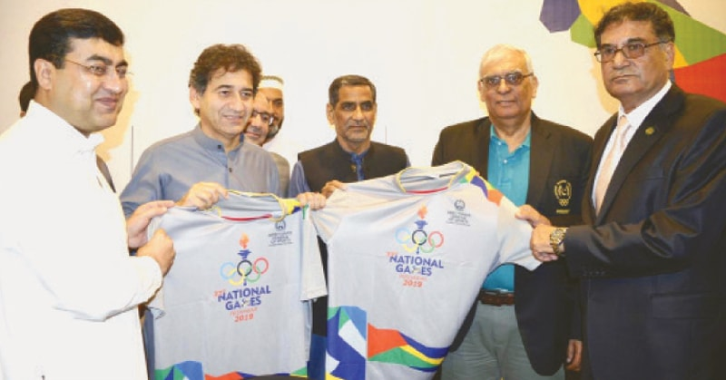 Tourism, environment, culture and heritage National Games theme: Arif Hasan