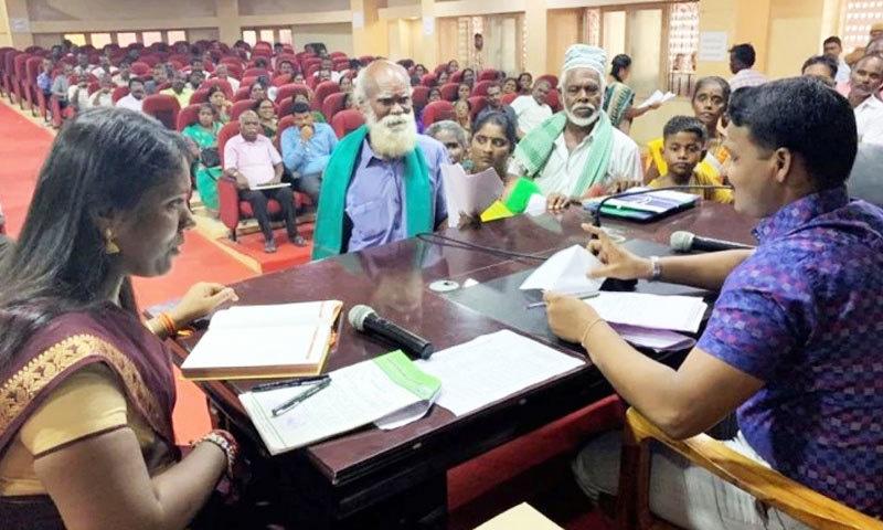 70 سالہ شخص نے کھلاڑی سے شادی کے لیے ضلعی حکومت کو درخواست جمع کروادی—فوٹو: انڈیا ٹوڈے