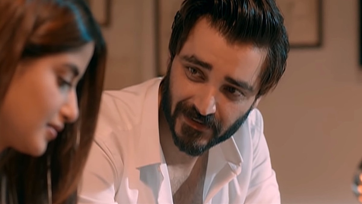 Hamza Ali Abbasi is a big shot director in the Alif teaser