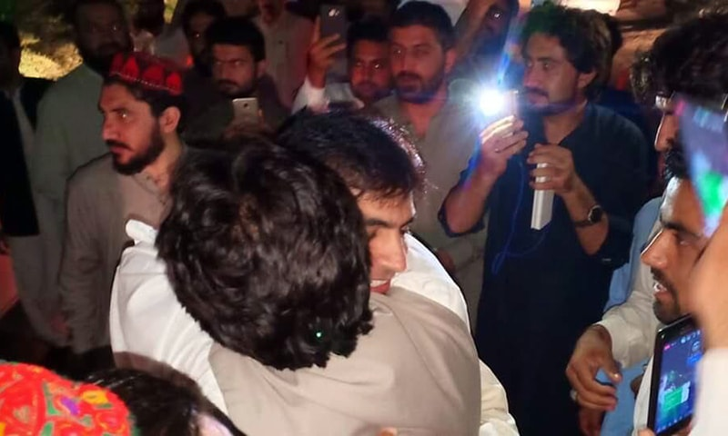 MNAs Ali Wazir, Mohsin Dawar released from jail as bail goes into effect