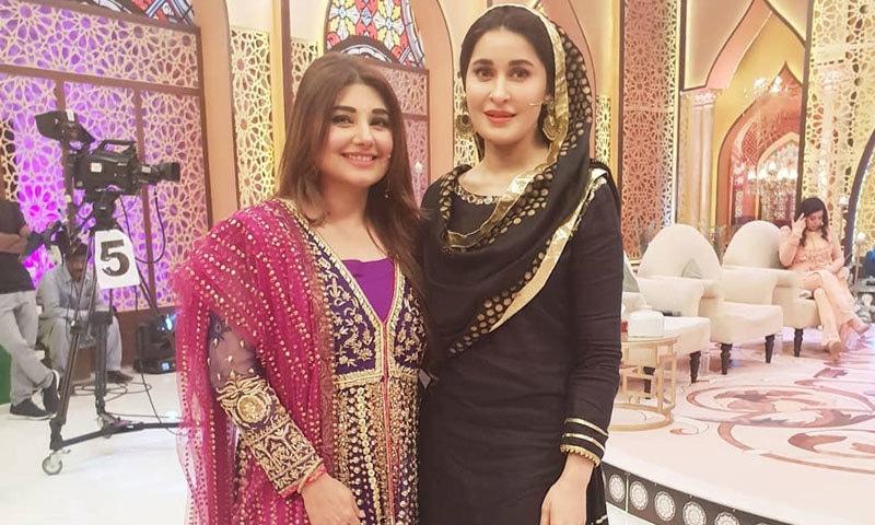 شائستہ لودھی پاکستان کے مقبول ترین میزبانوں میں شمار ہوتی تھیں—فوٹو: انسٹاگرام