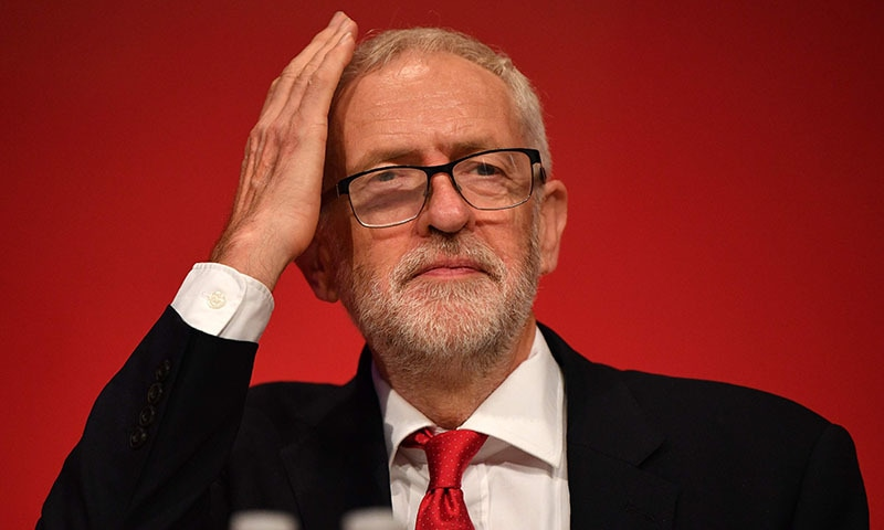 Over half of Labour voters in last election want Corbyn to quit