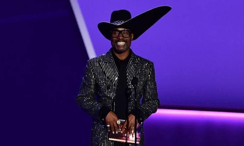 بلی پارٹر کو بھی ایوارڈ سے نوازا گیا