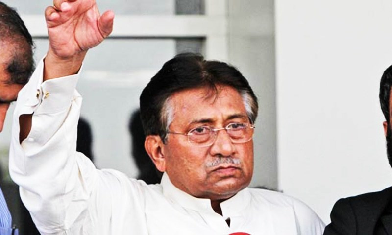 Treason case against Musharraf to be heard on a daily basis