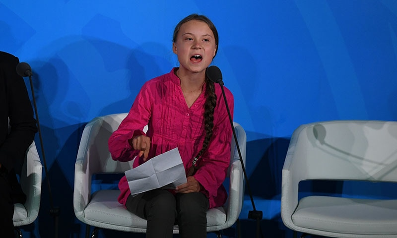 Greta Thunberg's 'How dare you?' — A major moment for climate movement
