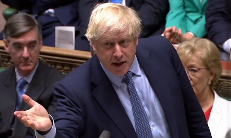 UK's Johnson defiant after bombshell court ruling