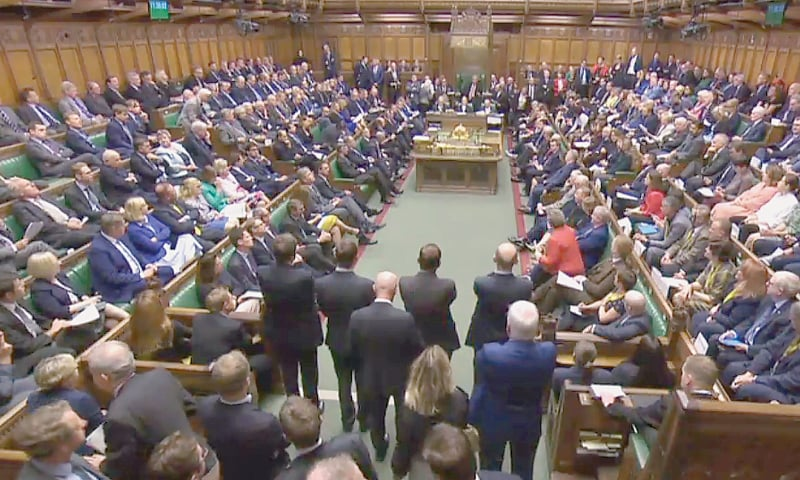 'Parliament is dead,' says attorney general as Brexit chaos deepens